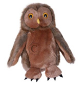 More information on Oscar the Owl Puppet