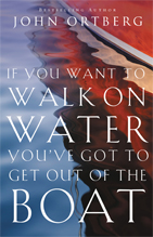 More information on If You Want To Walk On Water You've Got To Get Out Of The Boat