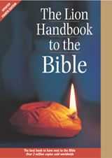 More information on The Lion Handbook to the Bible