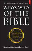 More information on Who's Who of the Bible