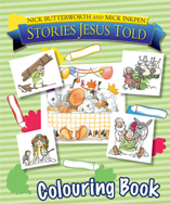 More information on Stories Jesus Told Colouring Book