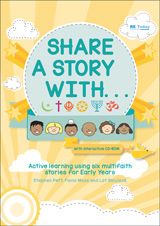 More information on Share A Story With