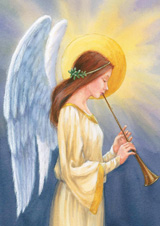 More information on Christmas Cards - The Angel's Horn