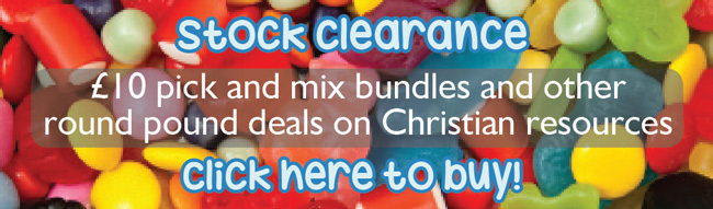 Pick and mix stock clearance sale